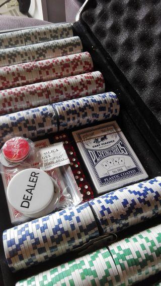 caja de Poker