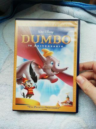 película Dumbo edición diamante