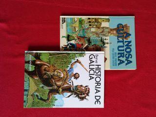 Cómic Historia de Galicia