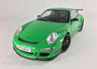 Porsche 911 GT3 (997) Autoart 1:18