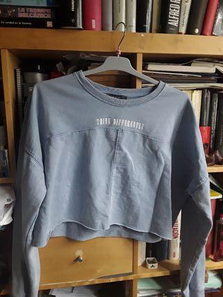 Jersey corto azul