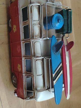 furgoneta vintage