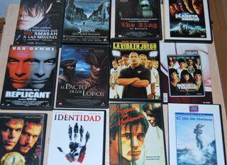 Lote 36 DVDs peliculas