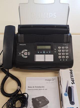 TELÉFONO FAX PHILIPS