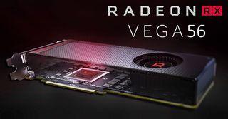 Radeon AMD VEGA 56 tarjeta grafica