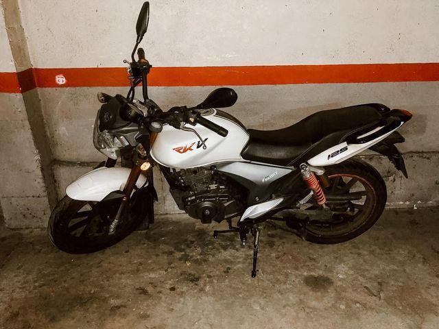 Vendo Keeway RKV 125