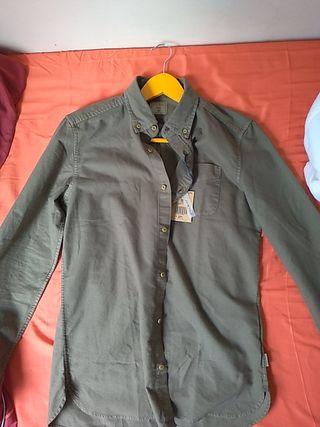Camisa Scalpers Color Khaki