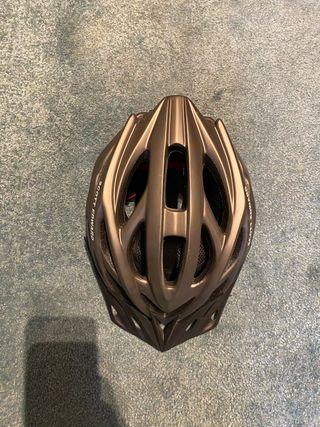 Casco bici como nuevo