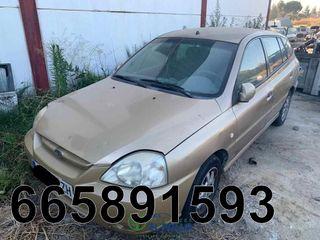 Despiece Kia Rios 1300 gasolina GA3D