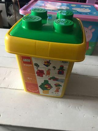 Cubo Lego Duplo Explore