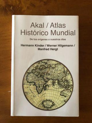 Atlas Histórico Mundial.