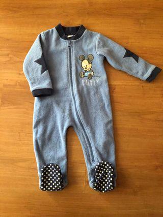 Pijama buzo Disney Hipercor talla 12