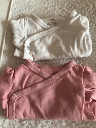 2 bodies algodón orgánico