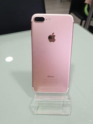 iphone 7plus 32gb rosa REBAJAS