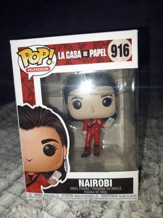 Funko Pop Nairobi