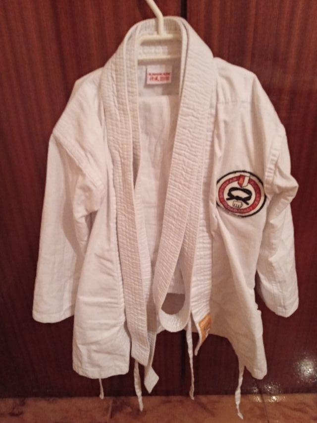 Kimono de karate.
