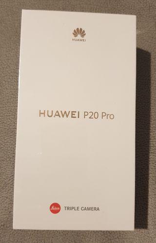SMARTPHONE HUAWEI P20 PRO NUEVO PRECINTADO FACTURA