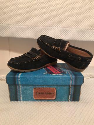 Zapatos de vestir niño talla 28 NUEVOS