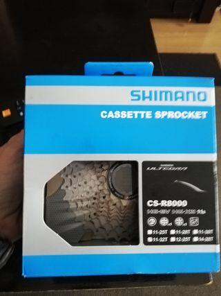 Cassette shimano ULTEGRA CS-R8000 11v 11-32