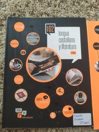 Lengua castellana y literatura 2 bachillerato Edel