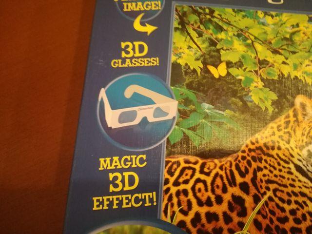 PUZZLE EN 3D NUEVO