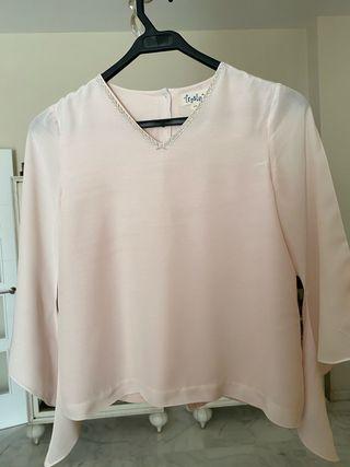 Camisa Trasluz 12 años