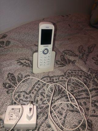 Teléfono inalámbrico huawei