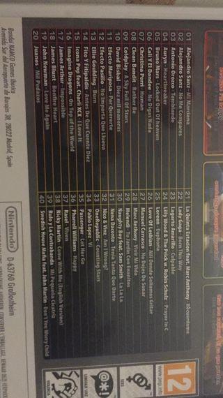 40 principales Karaoke Party
