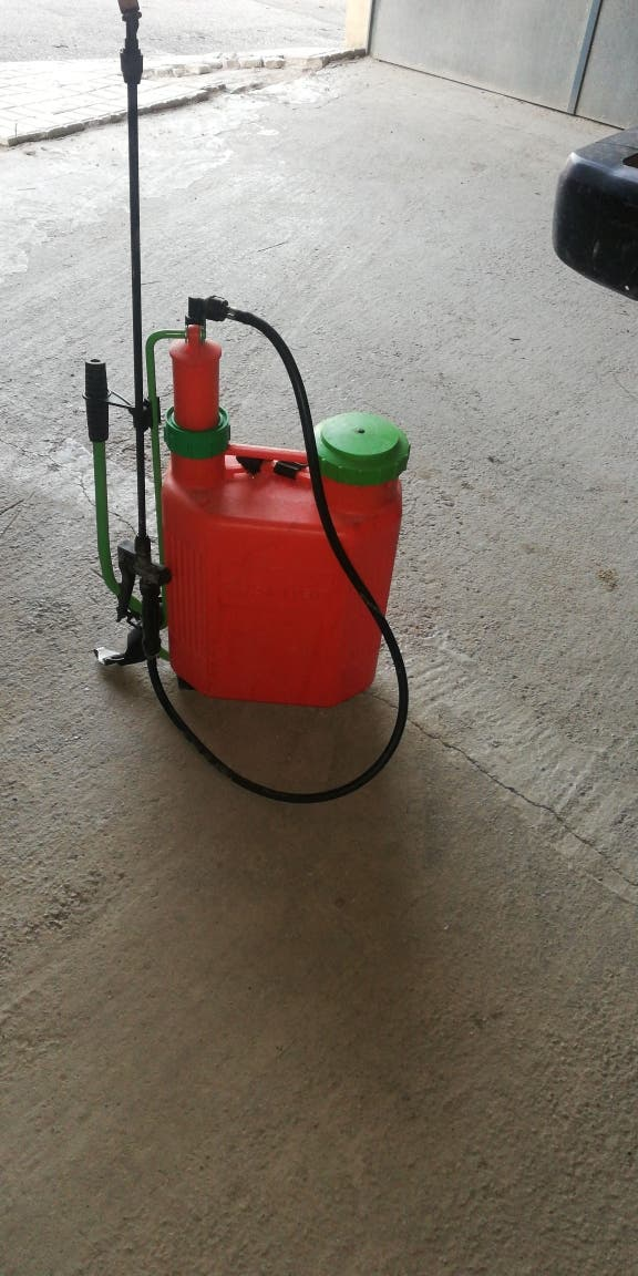 mochila sirfran 16 litros