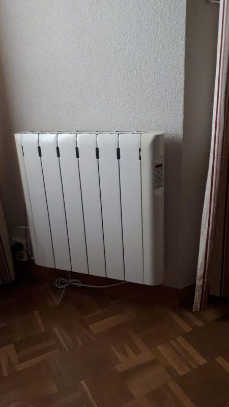 Emisor térmico/ radiador