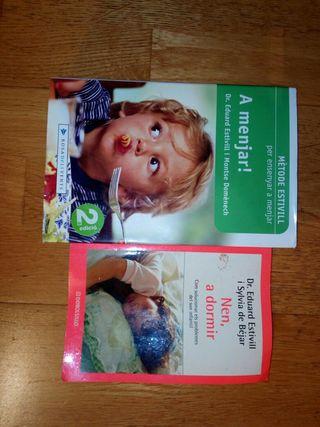 libros del metodo estivil para niños, en catalan
