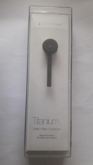 Auricular bluetooth BLUETREK TITANIUM