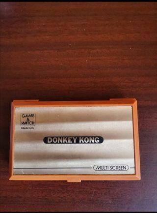 Videojuego Donkey Kong años 80. (Env. incl.)