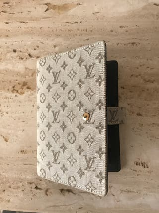Agenda firma Louis Vuitton