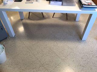 Mesa de 1,90 blanca
