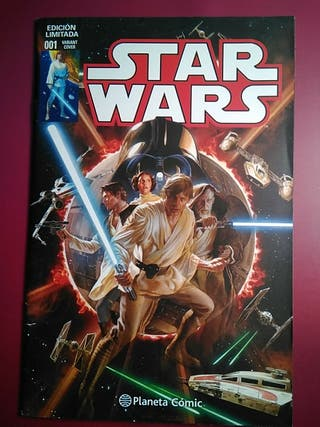 Star Wars cómic #1