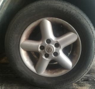 Llantas de aluminio Nissan Xtrail