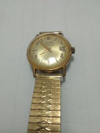 reloj duward antiguo funcionando