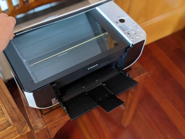 impresora multifunción canon MP220 PIXMA