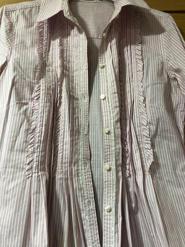 Camisa de rayas de sfera