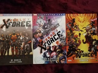 x force y cable