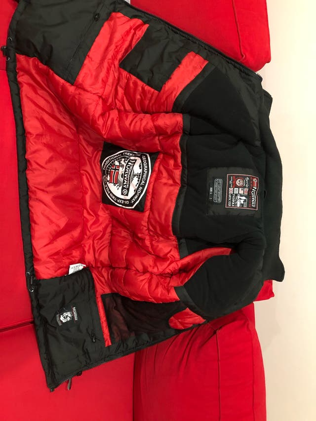 Chaqueta nieve geographical norway talla L