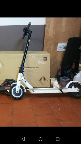 patinete eléctrico smartgyro extreme city