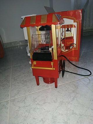 maquina palomitas vintage