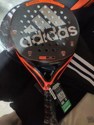 Adidas Esnova Carbón control 2.0