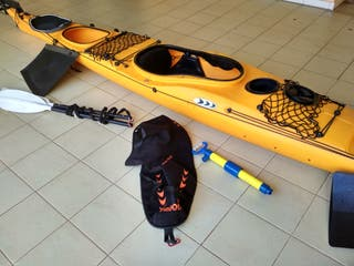 Kayak Prijon Marlin de HTP