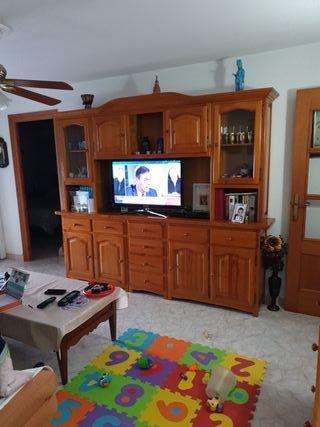 Mueble salón y aparador estilo rustico