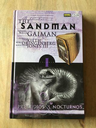 Cómic The Sandman I: Preludios y Nocturnos