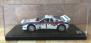 Lancia 037 Martini Röhrl Montecarlo 1/43 Kyosho