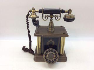Telefono convencional,estilo antiguo